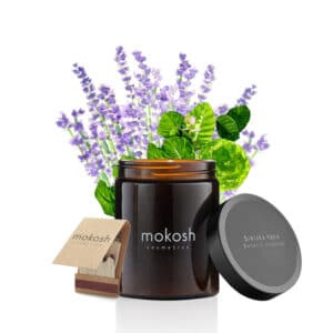 Plant soy candle Bucolic Meadow 180 ml