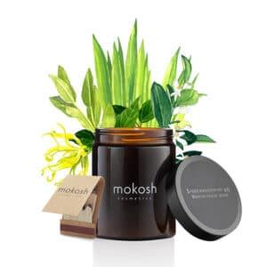 Plant soy candle Mediterranean Grove 180 ml